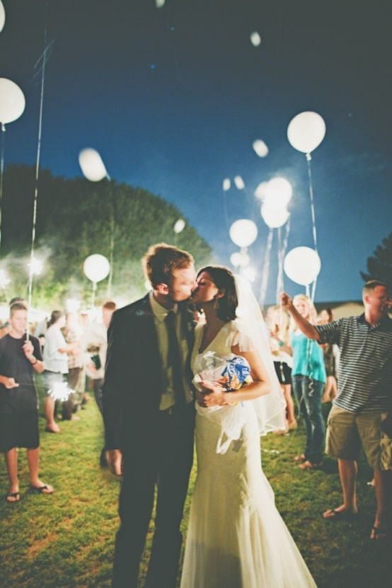 Unique Send-Off Ideas for your Grand Exit - by Spruce Mountain Ranch ...